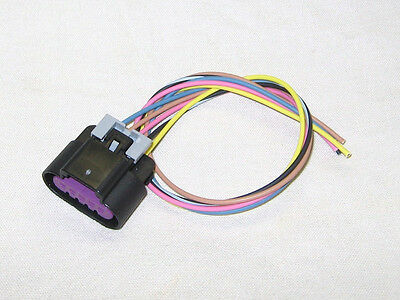 Air-Fuel Pigtail with Signal wire for Air//Fuel Gauge Ford 3 or 4 Wire o2 Sensor