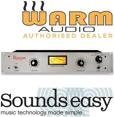 Warm Audio WA-2A Tube Opto Compressor WA2A