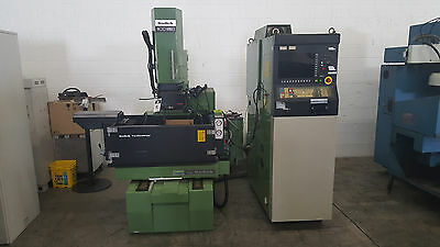 Immacualte 1996 Sodick Mold Maker Iii Cnc Edm With Tool Rack  3R Rotary Head!
