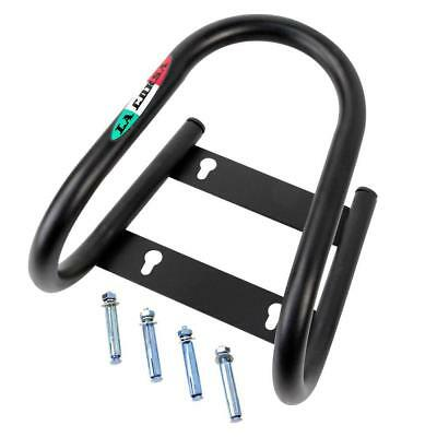 La Corsa NEW Mx 25mm Black Motocross Dirt Bike Front Wheel Chock