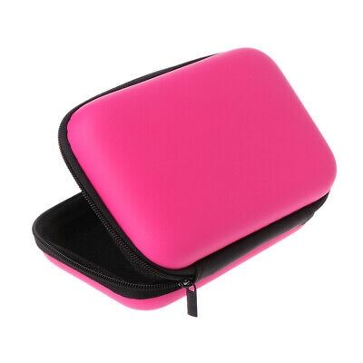 "Portable 2.5"" PC Laptop USB External HDD Hard Drive Disk Carry Case Cover Pouch"