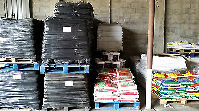 Vitax Q4 multipurpose compost 40 x 56L bags on a pallet
