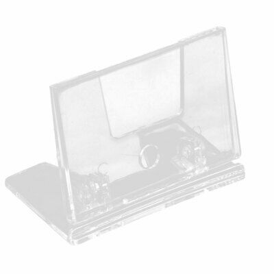 Company Office Market Plastic Business Name Card Holder Display Stand