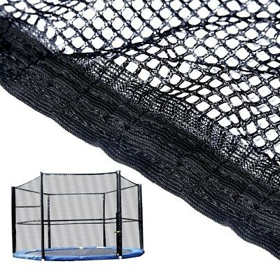 Trampoline Safety Net Enclosure 10FT with 8 Sets of Legs