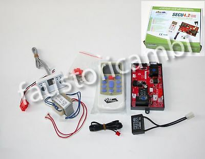 Electronic Board Universal For Air Conditioner On/off With Remote Control Secu4