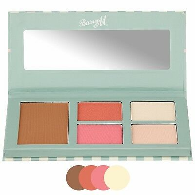 Barry M Make Up - Hide and Chic - Blusher, Bronzer and Highlighter