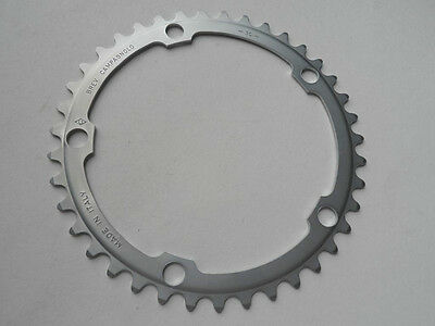 *NOS Vintage Campagnolo 39T 3/32 steel chainring - 135BCD*