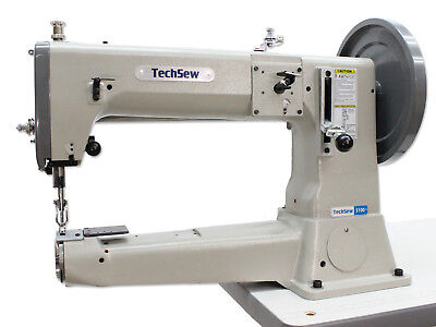 TechSew 5100 Heavy Duty Leather Industrial Sewing Machine - Fully Loaded Package