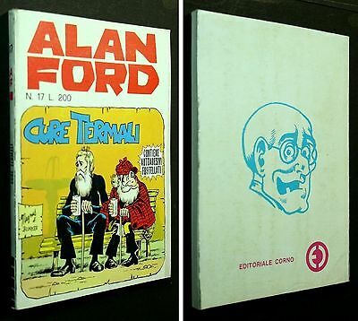 ALAN FORD  17  ORIGINALE Corno (Voto 8)