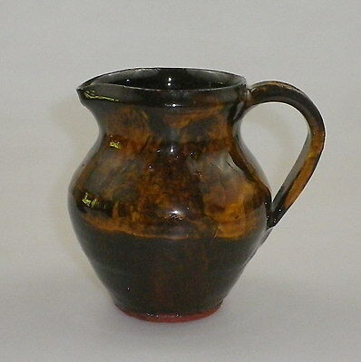 English Art Pottery Jug