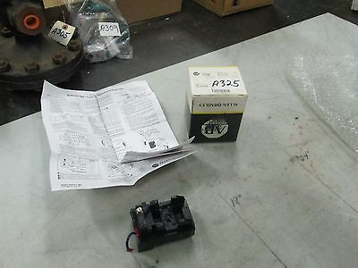 Allen Bradley Bulletin 700 AC Latch Relay Cat #95AB86 Type NM 110/120V (NIB)