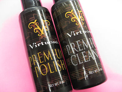 Virtuoso Premium Guitar Polish & Cleaner THE BEST!