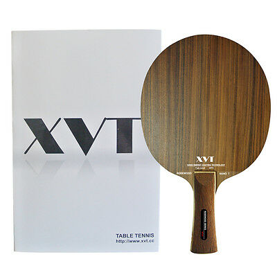 XVT Rosewood Nano7   table tennis paddle  /table tennis blade