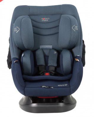 Adore AP convertible car seat Baby chair Isofix 0 to 4 year Grey