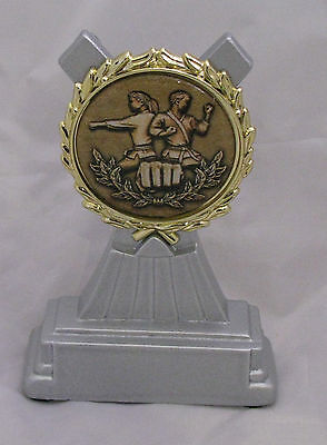 Martial Arts / Karate  Trophy 125mm Engraved FREE