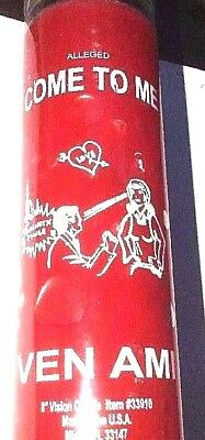 """Come to Me 7 Day Jar Candle - """"Attract the Love You Desire"""" Dress Anoint w Oil"""