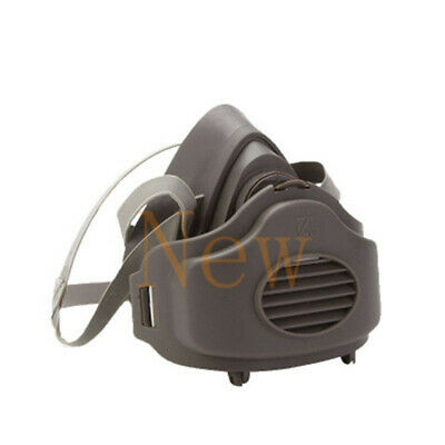 1 Suit Half Face Mask Respirator Masks Gas Dust Protection Filter Respirator