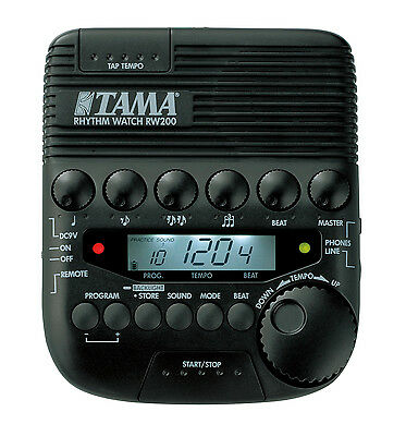 Tama RW200 Rhythm Watch - Drum Metronom