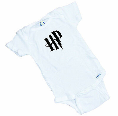 Romper Makes a Great Shower Muggle Born Harry Potter  funny baby Onesie