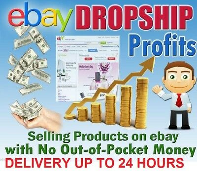 HUGE Over 500+ Ebay Dropship List Dropshipping Wholesalers Make Money From Home