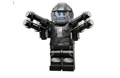 LEGO 71008 MINIFIGURES Series 13 Galaxy Trooper with unused code