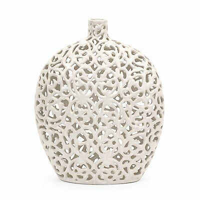 IMAX Worldwide 1508 Small Lacey Vase