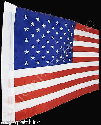 American Usa Us 10X15 Flag Motorcycle Car Boat Double Stitched & Sided