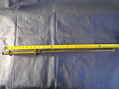 Drive Shaft (M & E) 83866M From 1989 Mariner 40 HP FREE SHIPPING to CANADA USA
