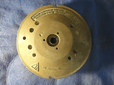 Flywheel 582431 From 1983 Evinrude 9.9HP E10RCTR FREE SHIPPING to CANADA USA