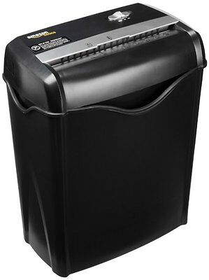 AmazonBasics 6-Sheet Cross-Cut Shredder