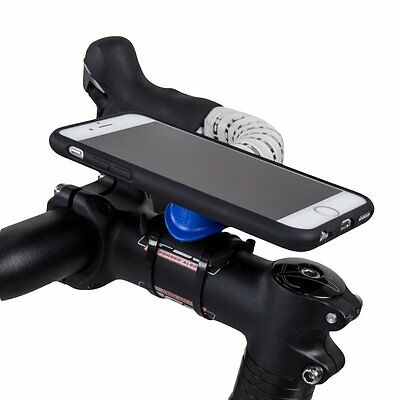 Annex Quad Lock Bike Mount Kit for iPhone 6/6S PLUS - Black