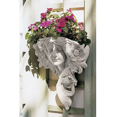 Design Toscano NG302810 Le Printemps and Le Etoile French Greenmen Sculpture Pla