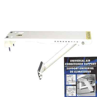 Air Conditioner Support Bracket, Window Attachment, Universal, Up to 80 Lbs.