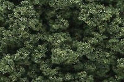 WOODLAND SCENICS Clump Foliage Medium Green 1 Quart Bag For Any Scale NEW 683