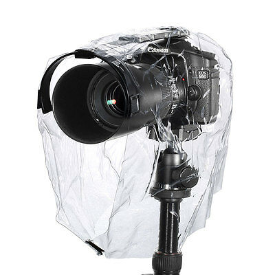 Neewer Rain Cover Dust Protector Rainwear Rainproof for Camera Canon Nikon USA
