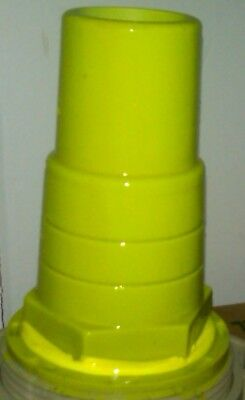 Fluorescent Green Dye for PVC STAINS 1 oz