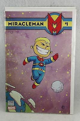 Marvel Comics Miracleman Issue #1 001 Skottie Young Variant Cover Comic Book