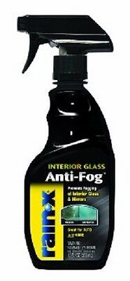 Rain-X Interior Glass Anti-Fog Glass Cleaner Spray Bottle