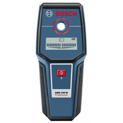 Bosch GMS 100 M Professional Reliable Metal Detector