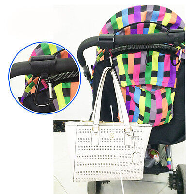 Useful Baby Stroller Hook Clips Baby Stroller Accessories For Baby Cart Carriage