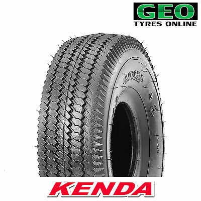 4.10/3.50-4 (4 PR) K353A Kenda Highway Tyre and Tube 410 X 4  / 350 X 4