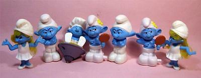 Collection of SMURFS Figurines Toys