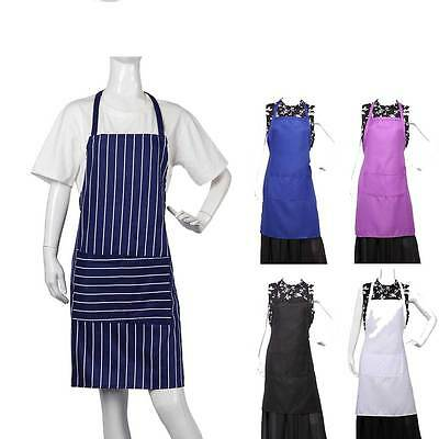 Catering With Pockets Butcher Kitchen Cooking BBQ Craft Baking Chefs Plain Apron