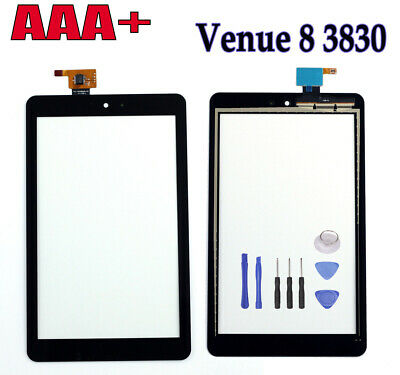 8  Inch For Dell Venue 8 3830 T02D Touch Screen Digitizer Tablet Replacement
