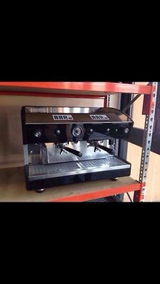 Second Hand Cheap 2 Group Commercial Coffee Machine