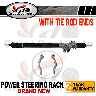 For Honda Accord Euro CL9 2.4L 2003-2008 Power Steering Rack with Tie Rod Ends