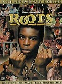 ROOTS COMPLETE SERIES DVD Box Set Brand New and Sealed Original UK Release