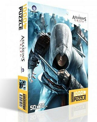 Assassin'S Creed Altair Jigsaw Puzzle 1000 Pieces (70 X 50 Cm.) MULTIPLAYER