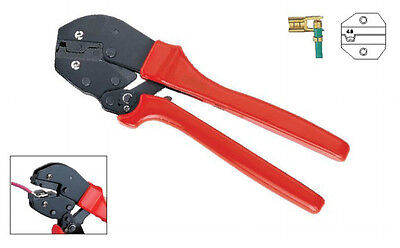 Terminal Crimper For Non-insulated flag type Terminal 0.5-1.5mm2 22-16AWG x 1