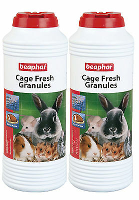 Beaphar Cage Fresh Granules 600g 2 Pack Deal